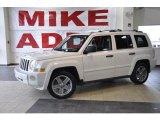 2007 Stone White Jeep Patriot Limited 4x4 #32965951