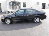 2008 Black Ebony Ford Fusion S #32966478
