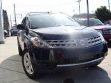 2007 Super Black Nissan Murano S AWD #32966612