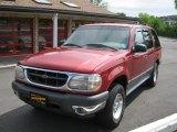 2000 Toreador Red Metallic Ford Explorer XLT 4x4 #32966621