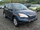 2008 Royal Blue Pearl Honda CR-V EX 4WD #32966630