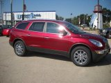 2011 Red Jewel Tintcoat Buick Enclave CXL #32966643