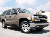 2004 Sandalwood Metallic Chevrolet Tahoe LT 4x4 #32965553