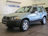 2006 Titanium Green Metallic Ford Escape XLS #32966684