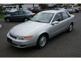 2001 Bright Silver Saturn L Series L200 Sedan #32965999