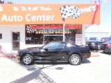 2005 Black Ford Mustang V6 Premium Coupe #32966009