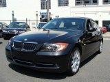 2007 Black Sapphire Metallic BMW 3 Series 335xi Sedan #32966517