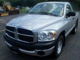 2007 Mineral Gray Metallic Dodge Ram 1500 ST Regular Cab #32965659