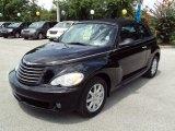 2007 Black Chrysler PT Cruiser Convertible #32966557
