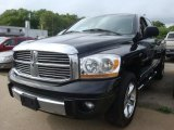 2006 Black Dodge Ram 1500 Laramie Quad Cab 4x4 #32966589