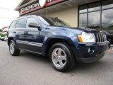 2006 Midnight Blue Pearl Jeep Grand Cherokee Limited 4x4 #32965670