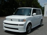 2005 Polar White Scion xB  #33081150