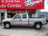 2000 Light Pewter Metallic Chevrolet Silverado 1500 LT Extended Cab 4x4 #33081374