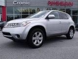 2007 Brilliant Silver Metallic Nissan Murano S #33081387