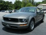 2005 Mineral Grey Metallic Ford Mustang V6 Premium Coupe #33081167