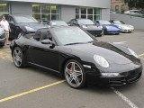 2007 Black Porsche 911 Carrera S Cabriolet #33081679
