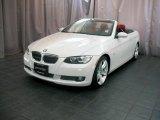 2007 Alpine White BMW 3 Series 335i Convertible #33080933