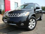 2007 Super Black Nissan Murano SL AWD #33081473