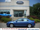 2010 Sport Blue Metallic Ford Fusion SE #33080973