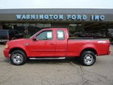 2003 Ford F150 STX SuperCab 4x4 Data, Info and Specs