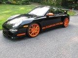 2008 Black/Orange Porsche 911 GT3 RS #33081037
