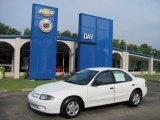 2003 Olympic White Chevrolet Cavalier Sedan #33081088