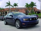 2011 Kona Blue Metallic Ford Mustang GT Premium Coupe #33081093