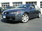 2005 Carbon Gray Pearl Acura TSX Sedan #3311997
