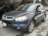 2007 Royal Blue Pearl Acura RDX  #3312010