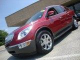 2008 Red Jewel Buick Enclave CXL #33146155