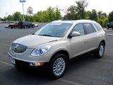2008 Gold Mist Metallic Buick Enclave CXL #33146752