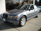 2003 Steel Grey Metallic BMW 3 Series 325xi Sedan #3312016
