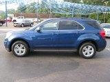 2010 Navy Blue Metallic Chevrolet Equinox LT AWD #33146807