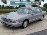 1997 Silvermist Metallic Cadillac DeVille Sedan #33146812