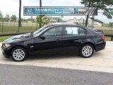 2007 Black Sapphire Metallic BMW 3 Series 328i Sedan #33146816