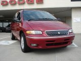 1997 Chrysler Town & Country Flame Red