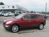 2010 Red Jewel Tintcoat Buick Enclave CXL AWD #33146617