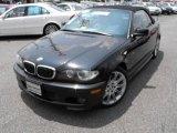 2004 Black Sapphire Metallic BMW 3 Series 330i Convertible #33146224