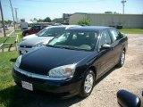 2005 Dark Blue Metallic Chevrolet Malibu LS V6 Sedan #33146639