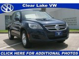 2011 Night Blue Metallic Volkswagen Tiguan S #33146877