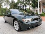 2003 Oxford Green Metallic BMW 7 Series 745i Sedan #33182219
