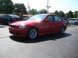 2008 Crimson Red BMW 3 Series 328xi Sedan #33182138