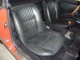 1966 Ferrari 275 Interiors
