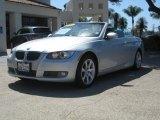 2007 Titanium Silver Metallic BMW 3 Series 335i Convertible #33189020