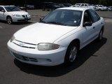2003 Olympic White Chevrolet Cavalier Sedan #33188851