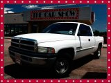 2001 Bright White Dodge Ram 1500 SLT Club Cab #33189205