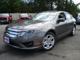 2010 Sterling Grey Metallic Ford Fusion SE #33189052