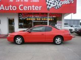 2000 Torch Red Chevrolet Monte Carlo SS #33189225