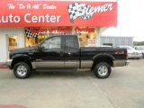 2003 Black Ford F250 Super Duty Lariat SuperCab 4x4 #33189231