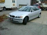2005 Titanium Silver Metallic BMW 3 Series 325xi Sedan #33189234